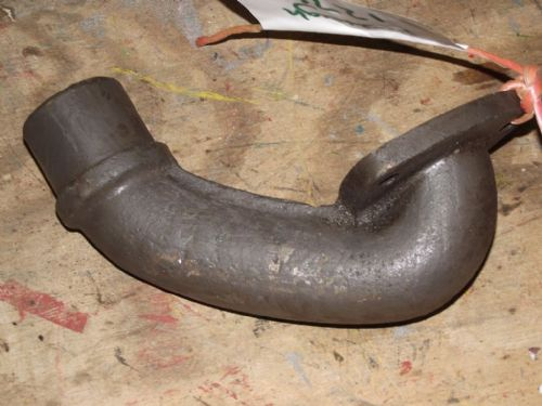 Tractor Exhaust Elbow Manifold